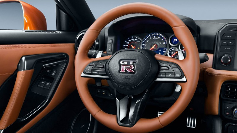 Nissan GT-R 2017 Belső 4.