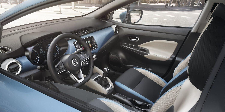 Nissan Micra 2018 Belső 4.