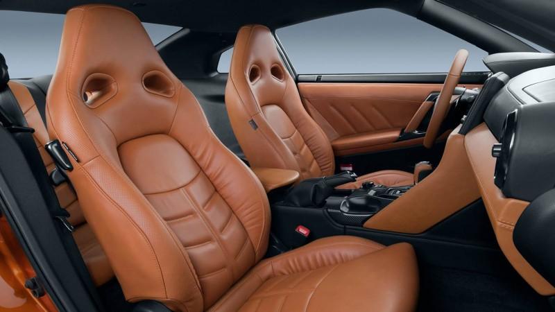 Nissan GT-R 2017 Belső 5.