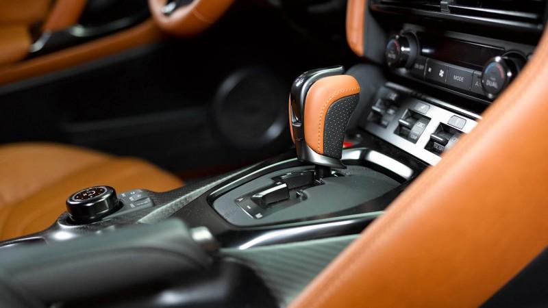 Nissan GT-R 2017 Belső 6.