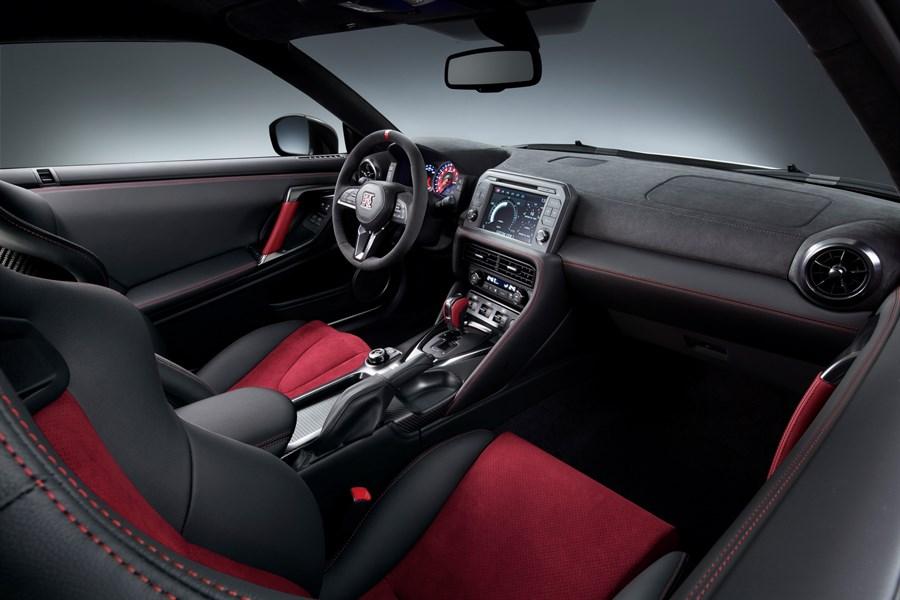 Nissan GT-R Nismo Belső 1.