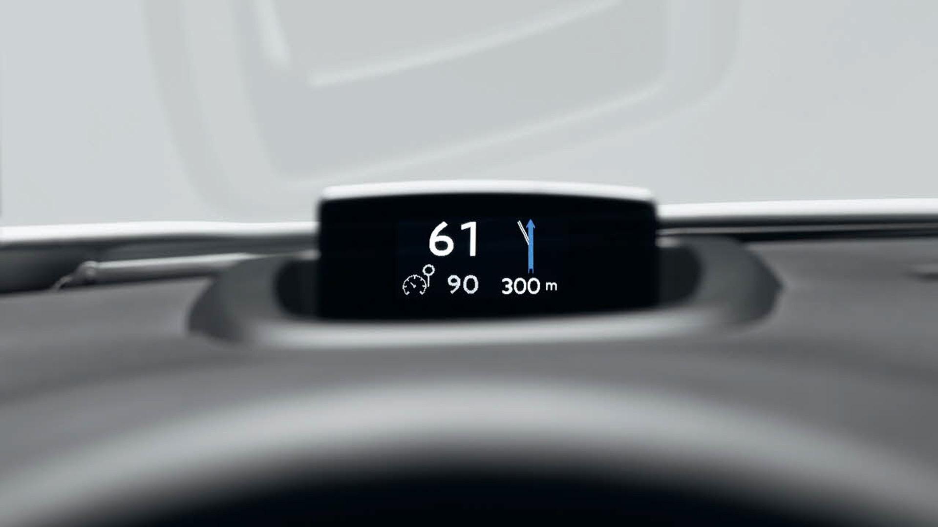 Peugeot 508 Belső 12.