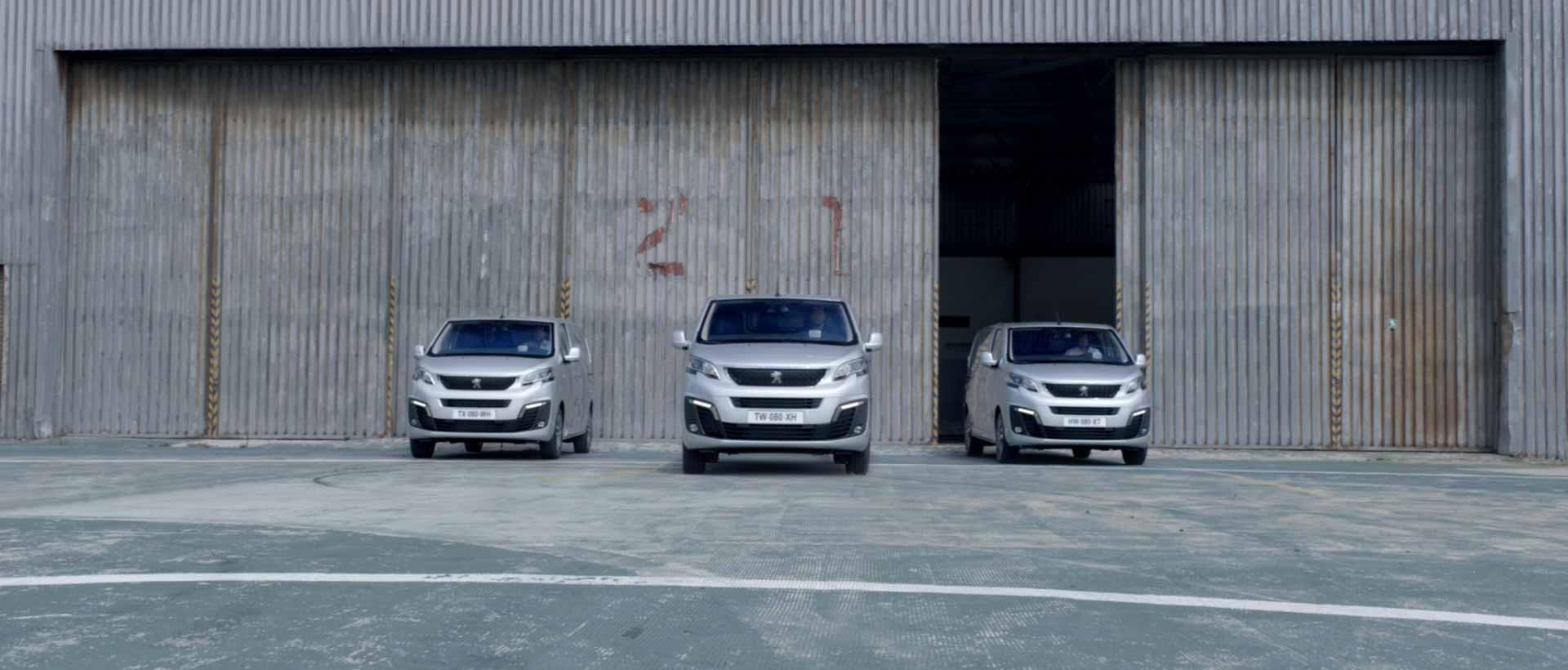 Peugeot Expert Külső 9.