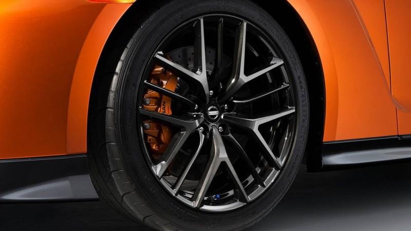 Nissan GT-R 2017 Külső 16.