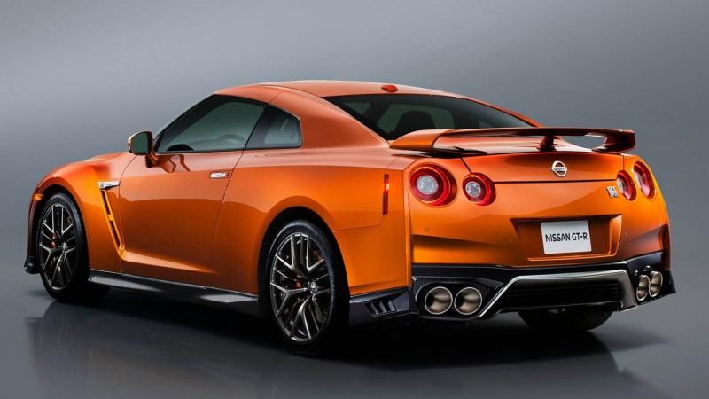 Nissan GT-R 2017 Külső 2.