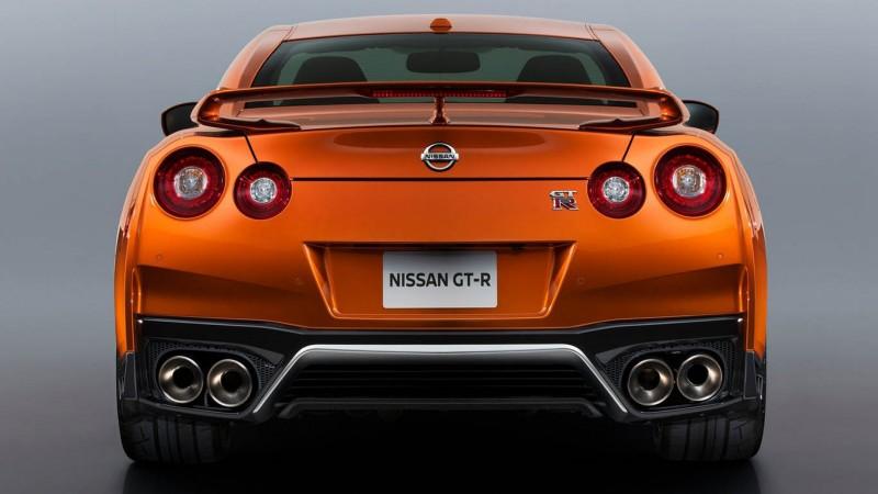 Nissan GT-R 2017 Külső 4.
