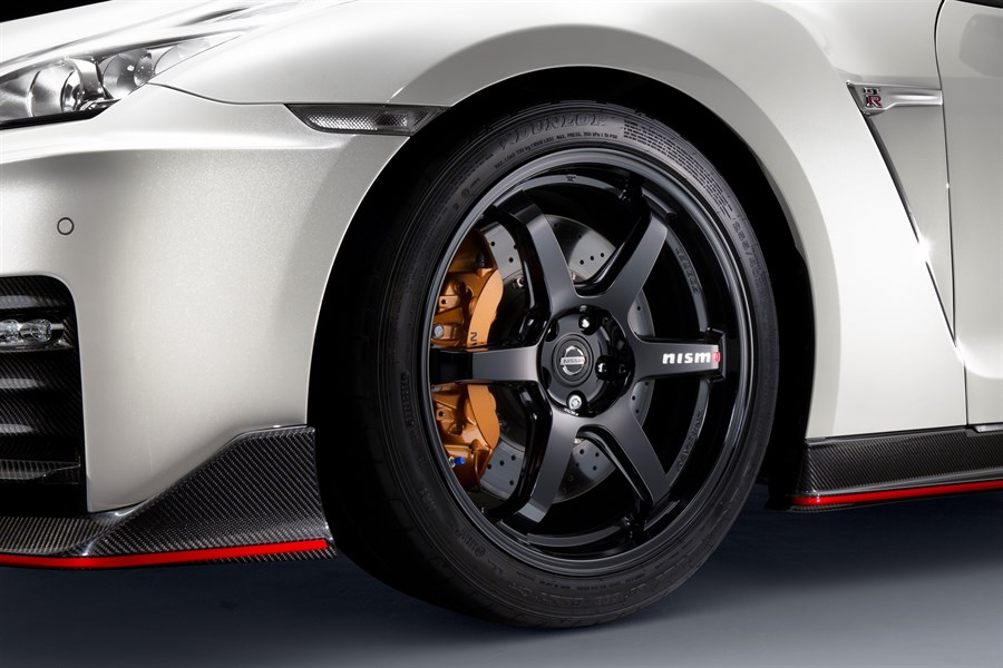 Nissan GT-R Nismo Külső 6.