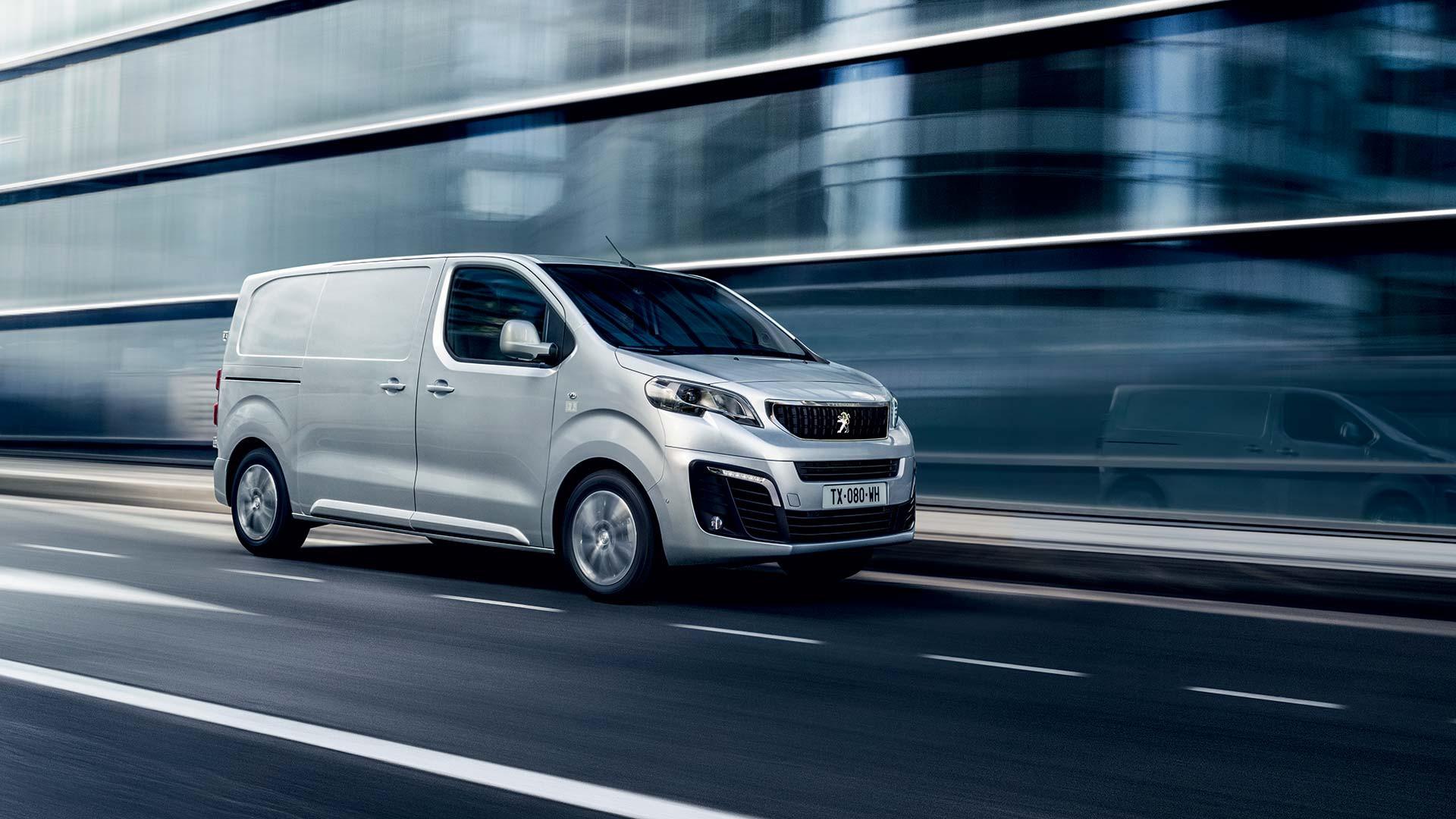 Peugeot Expert Külső 6.