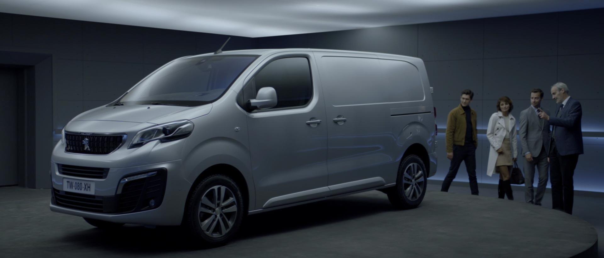 Peugeot Expert Külső 8.