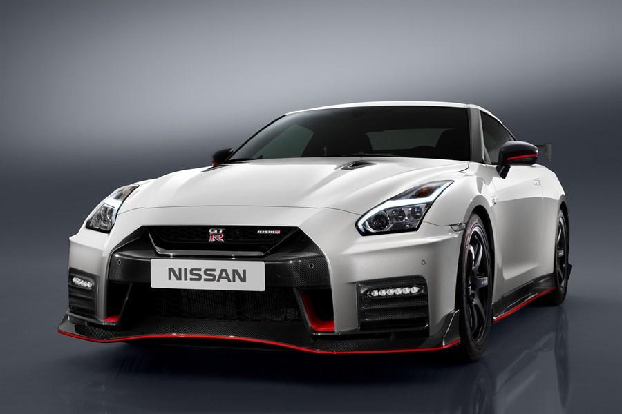 Nissan GT-R Nismo Külső 1.