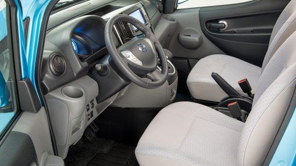 Nissan e-NV200 Evalia Belső 1.