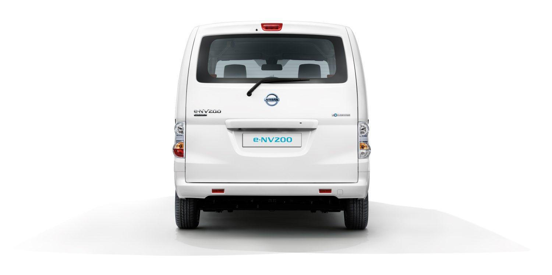 Nissan e-NV200 Evalia Külső 3.
