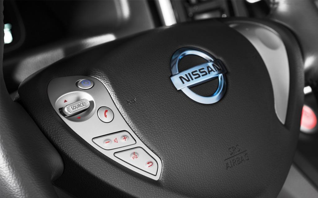 Nissan e-NV200 Furgon Belső 11.