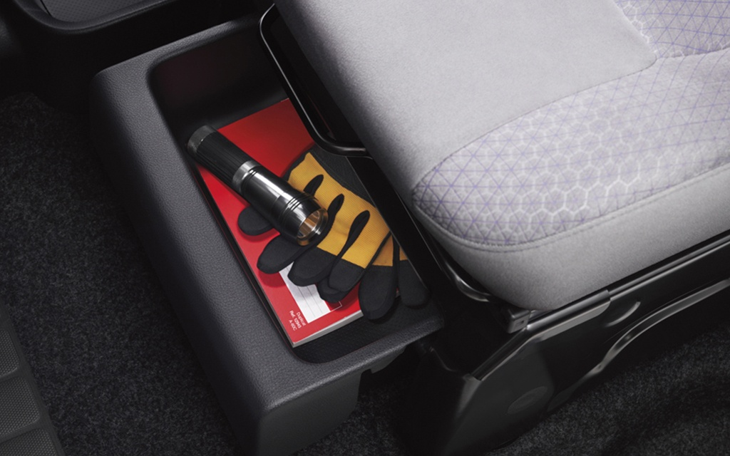 Nissan e-NV200 Furgon Belső 3.