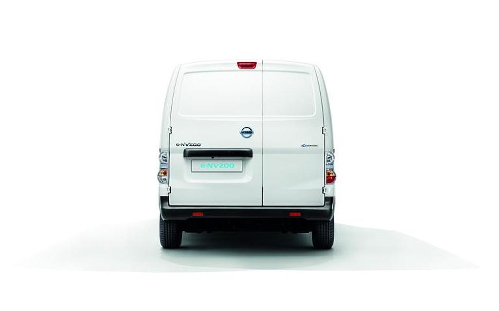 Nissan e-NV200 Furgon Külső 1.