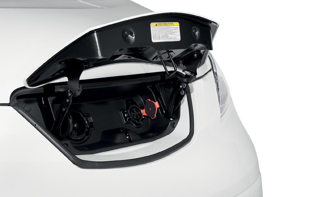 Nissan e-NV200 Furgon Külső 4.