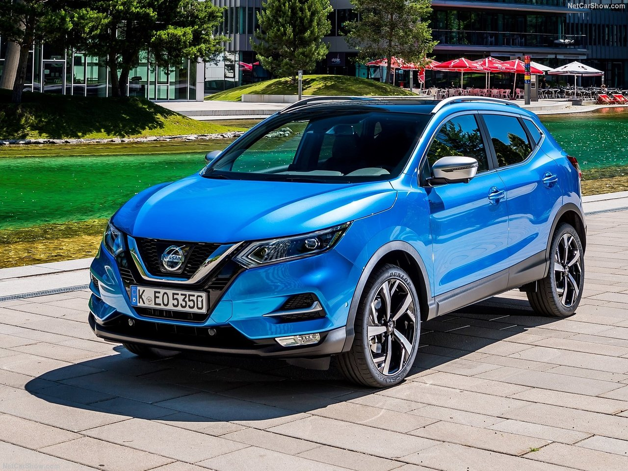 Nissan Qashqai 2017 Külső 1.
