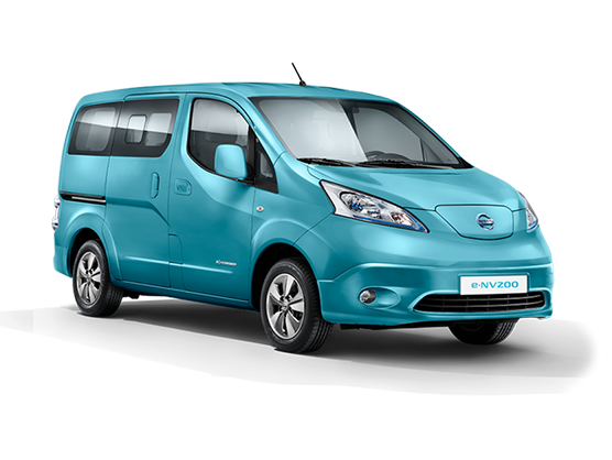 Nissan e-NV200 Evalia <strong>40 kWh</strong>