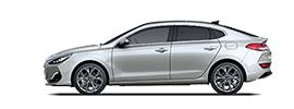 Új i30 Fastback