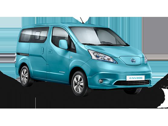 Nissan e-NV200 Evalia <strong>24 kWh</strong>