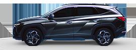Új Tucson NX4 Hybrid
