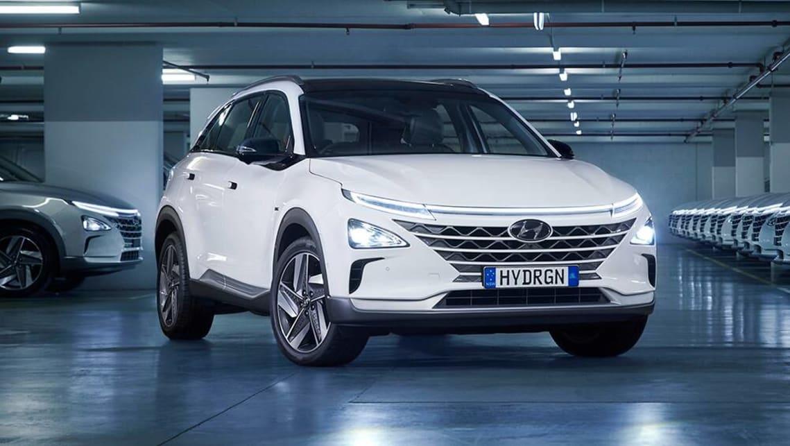 Új Hyundai NEXO