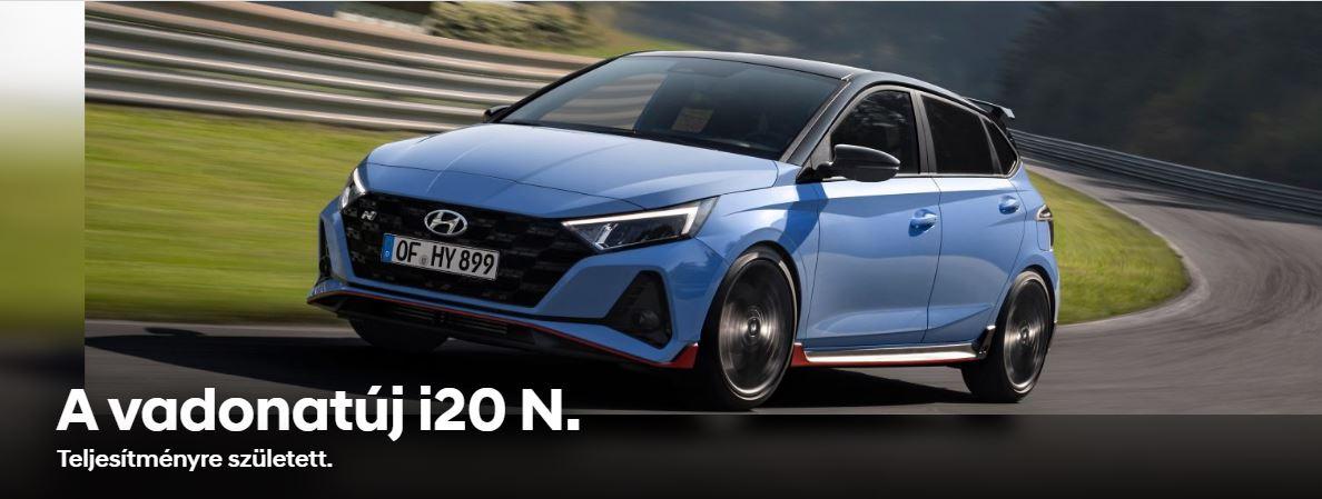 Hyundai i20 N Limited