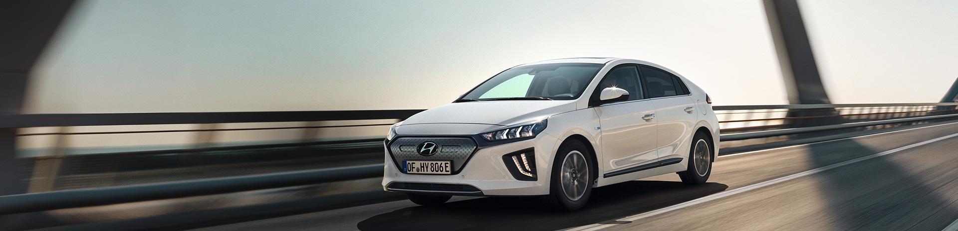 Új Hyundai Ioniq Electric
