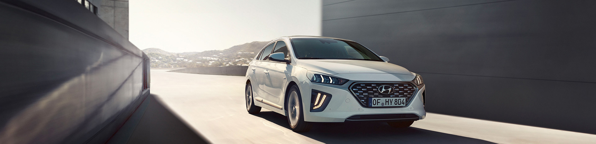 Új Hyundai Ioniq Hybrid