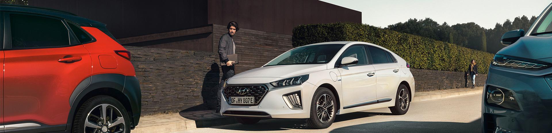 Új Hyundai Ioniq Plug-In Hybrid