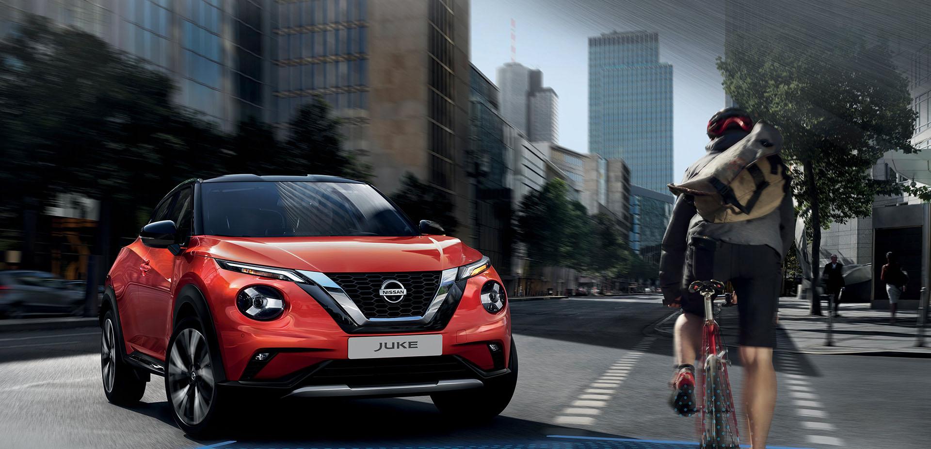 Új Nissan Juke