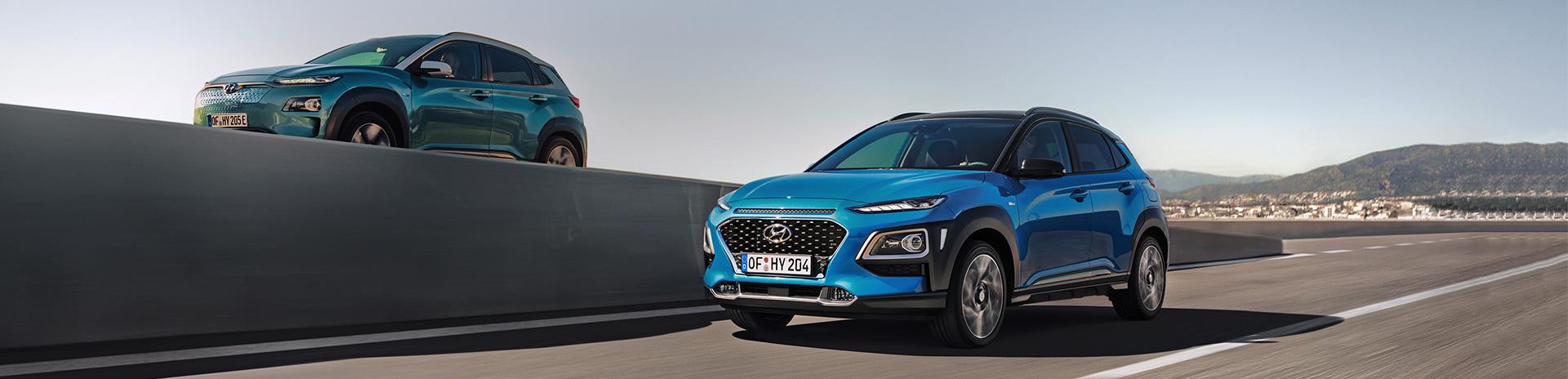 Új Hyundai Kona Hybrid